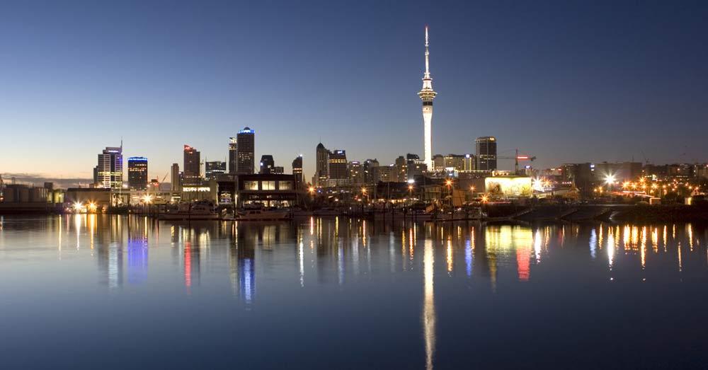 Auckland-Skytower