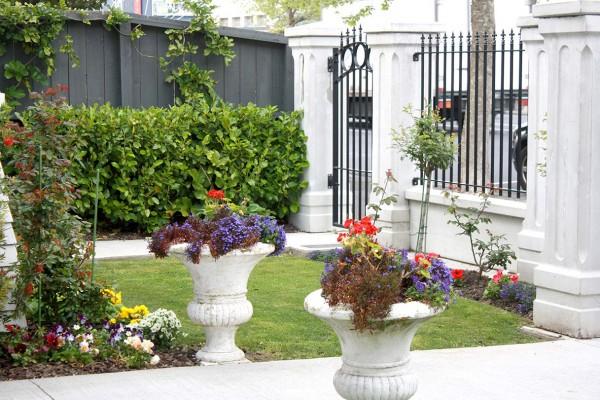 front-garden